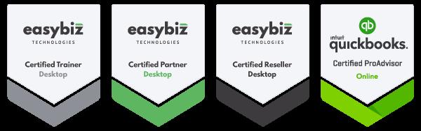 Easybiz Certified